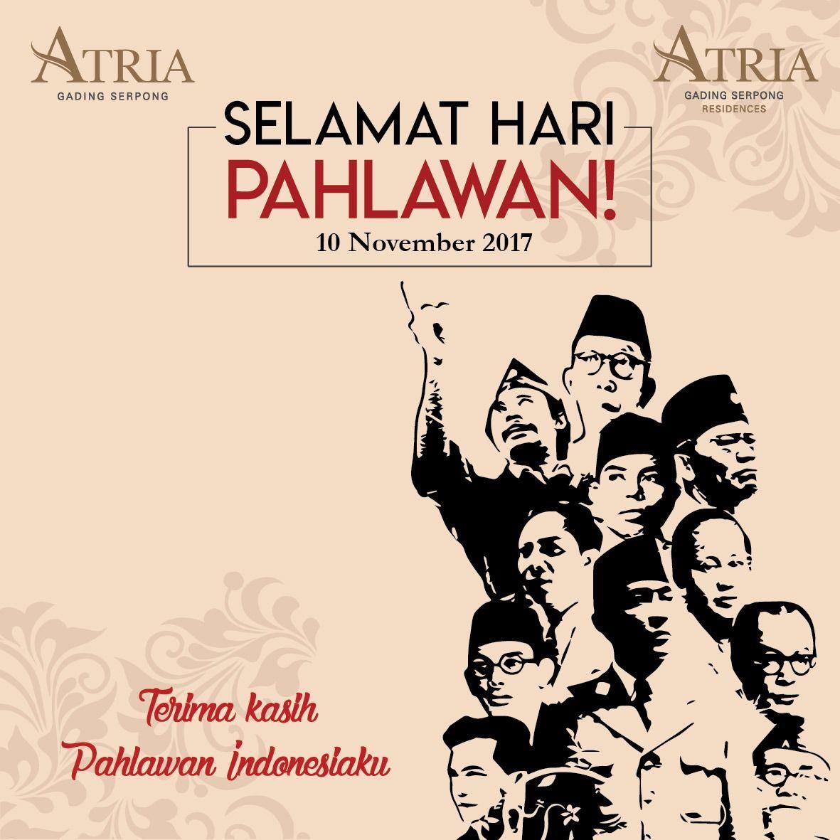 Contoh Gambar Pahlawan Indonesia
