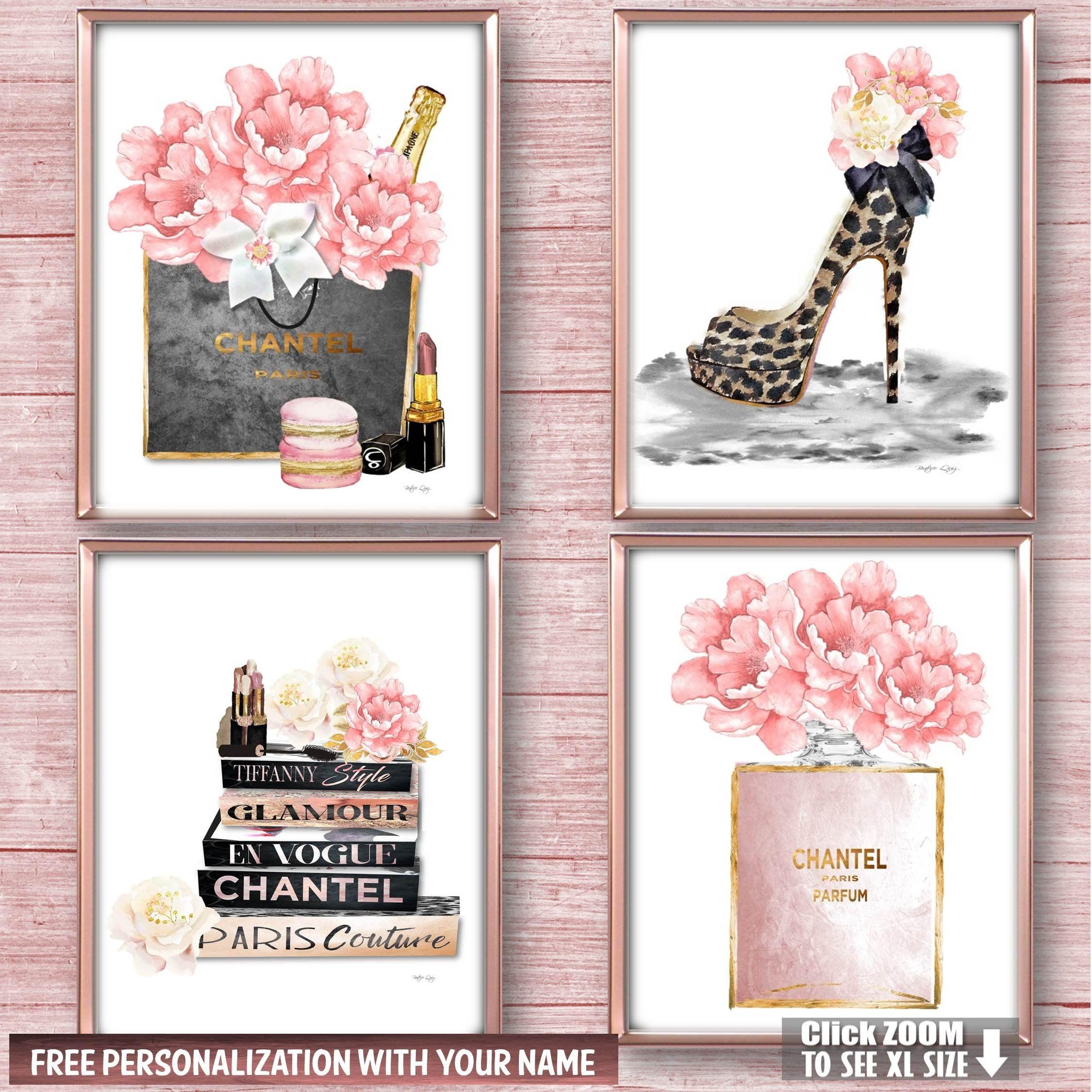 Fashion Prints Fashion Decor Set Fashion Art Fashion Gift Fashion Illustration Fashion Poster Fashion Sketch High Heel Fashion Books Perfume Fashion Wall Decor Fashion Wall Art Bedroom Wall Art