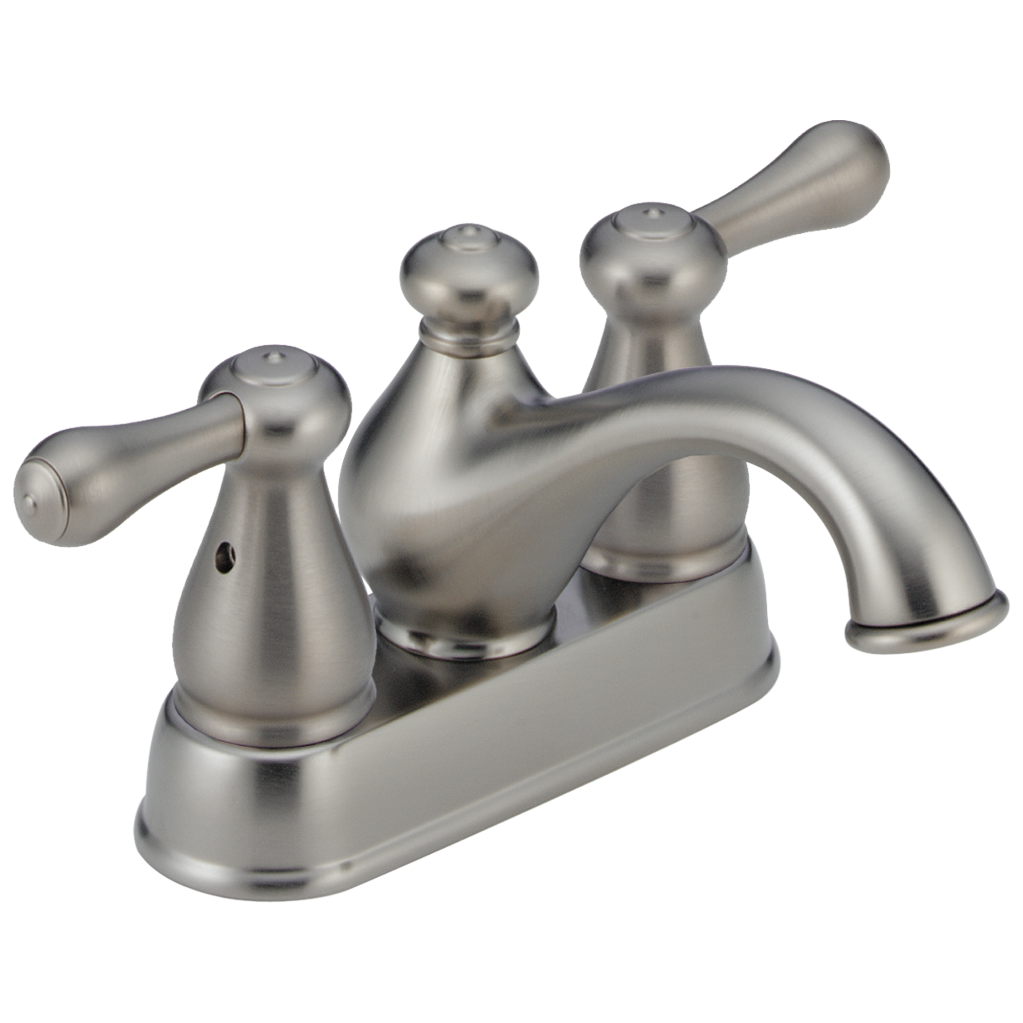 Delta Faucet Leland 2578lfss 278ss Two Handle Centerset Bathroom