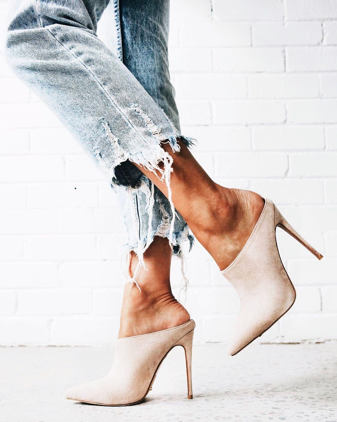p i n t e r e s t || sarahesilvester | Winter fashion shoes