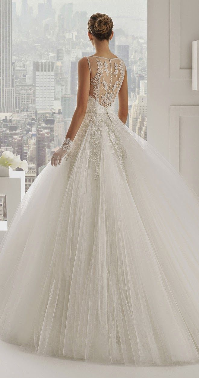 tendance robe de mari e 2017 2018 rosa clara 2015 bridal collection belle the magazine. Black Bedroom Furniture Sets. Home Design Ideas