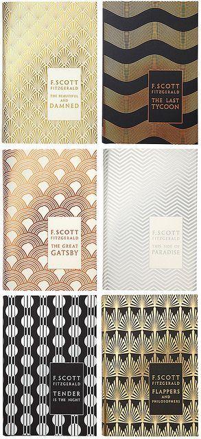 Book Design / pattern / metallics