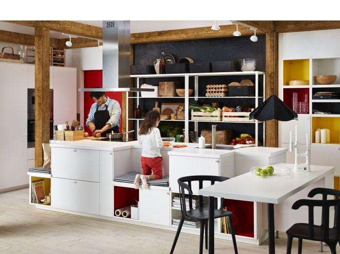 Pin by Edit Hevesi on scandinavian kitchen   Pinterest   Cucine ...