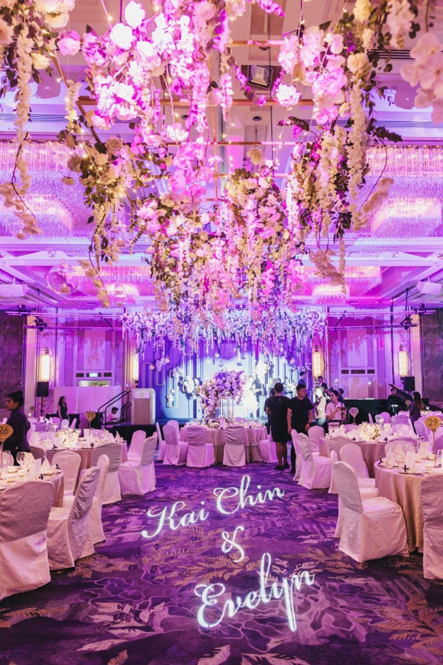 Subtle Elegance: Kaichin and Evelyn\'s Singapore Wedding | Planning ...