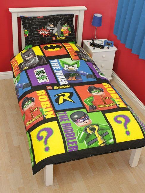 Lego Batman Bedding Batman Room Lego Bedroom Lego Room