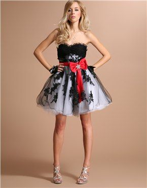 Short Unique Prom Dresses - Ocodea.com
