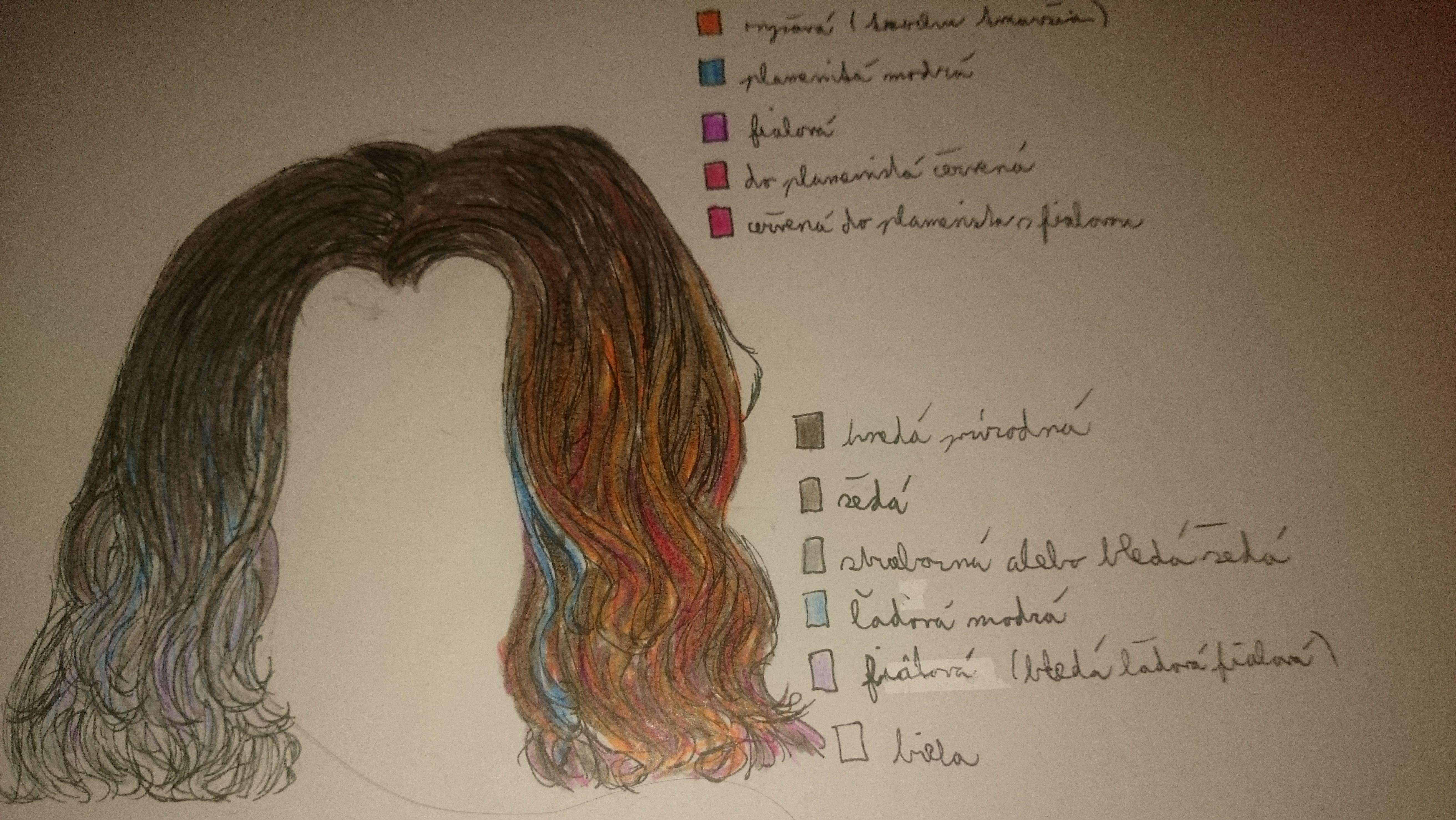 Farba vlasov - ombre - O dievčatách - BIRDZ.SK 3cee4697d66