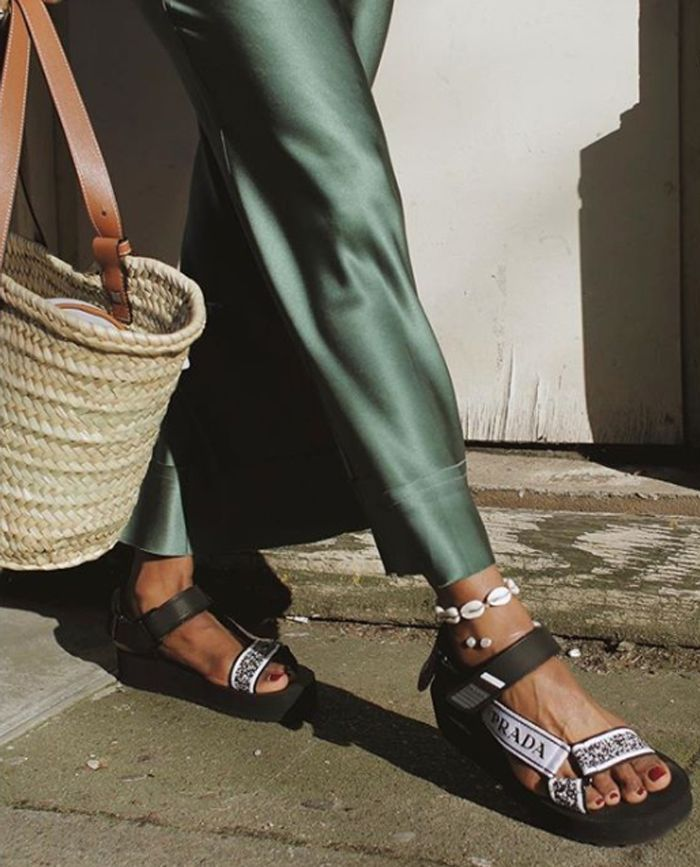 10 Standout Sandal Trends That Will See
