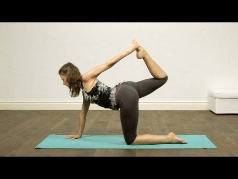 channel with short yoga videos new every monday and