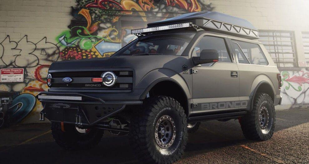 Bronco 2020 2021 Ford in 2020 Ford bronco, Bronco