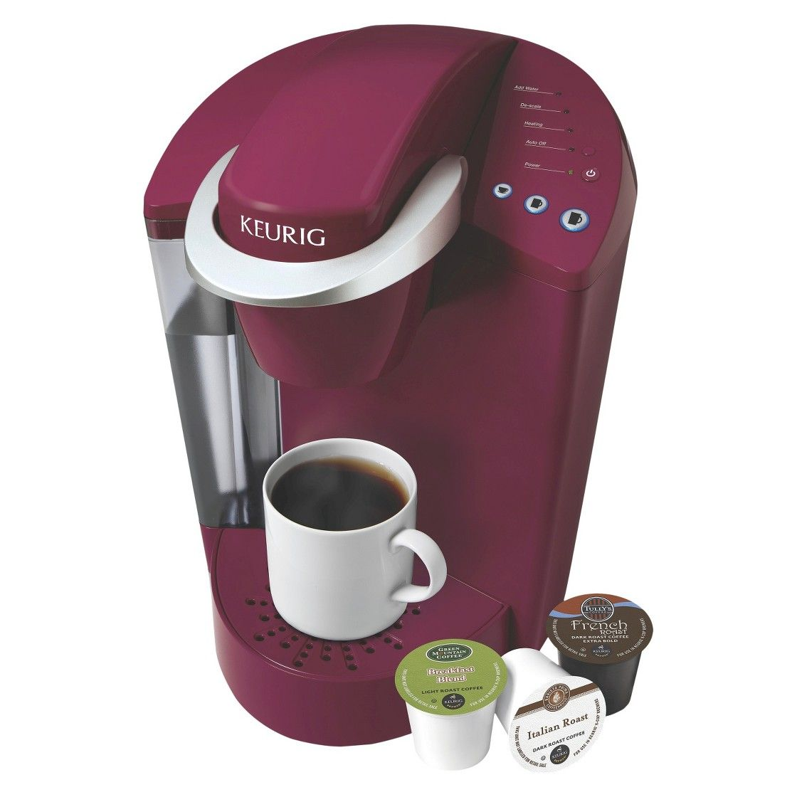 Keurig K40 Elite Single Cup Home Brewing System Single Serve