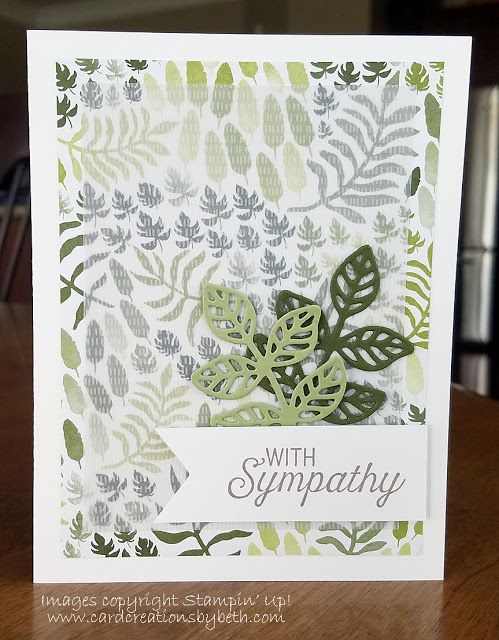 Card Creations by Beth: More Flourishing Phrases