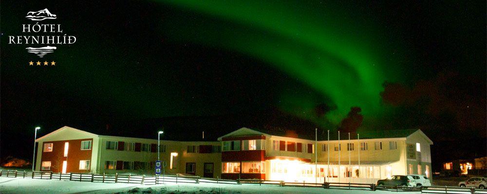 Hotel Reynihlid Lake Myvatn