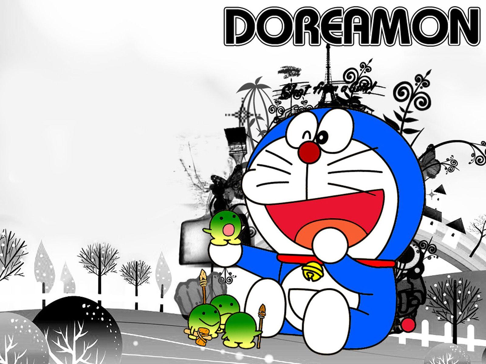Download 1020+ Wallpaper Doraemon Download Gambar Doraemon Foto Gratis