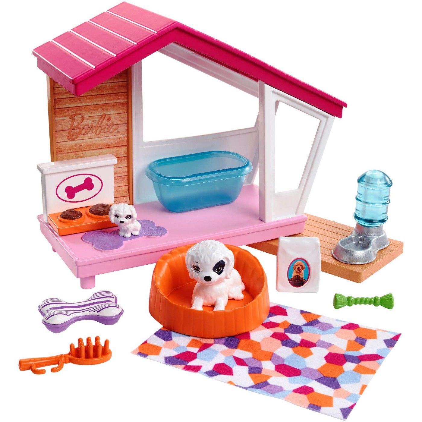 Barbie Dog House Playset Affiliate Dog, ad, Barbie,