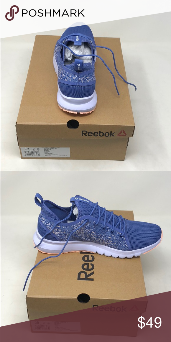 155aa3d4a9cf Women s Reebok Plus Lite II Running a4 New in box no tags nice women  running shoes purple color size 10 Reebok Shoes Athletic Shoes