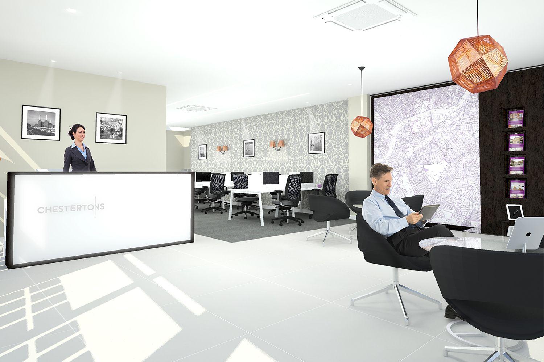 Cool Estate Agents Interiors