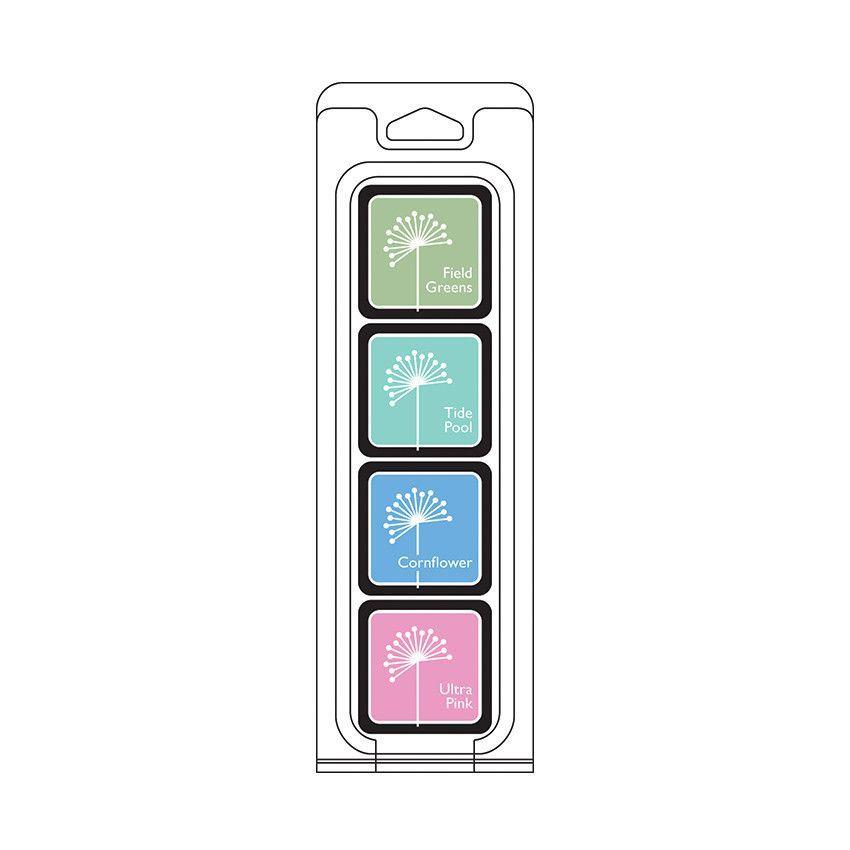 AF298 Cool Ink, 4-cube pack