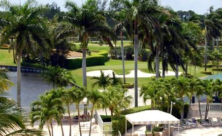 "POLO CLUB OF BOCA RATON. Offers two distinctly different 18-hole championship golf courses. The USCA awarded The Polo Club the ""Best of Boca"" award for the 2nd straight year. Nationwide, only 1 in 70 (1.4%) of 2011 award recipients qualified as two-time winners. (Boca Raton, Florida). Picture Yourself in Paradise at www.floridanest.com"