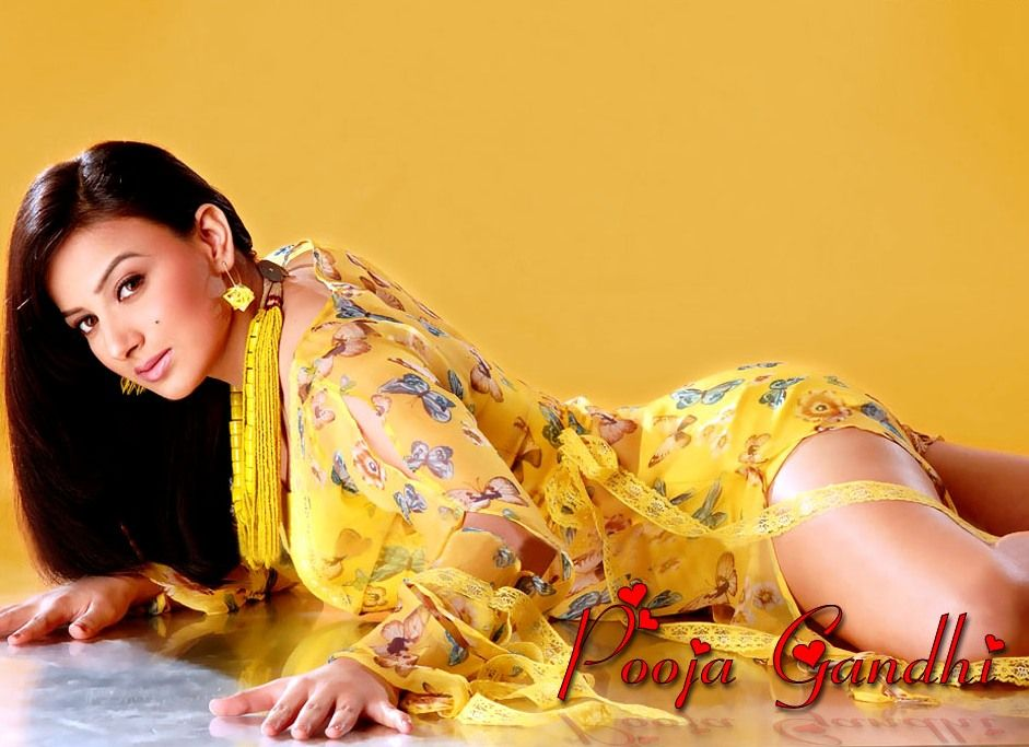 South Indian Actress Pooja Gandhi Wallpapers  Indian