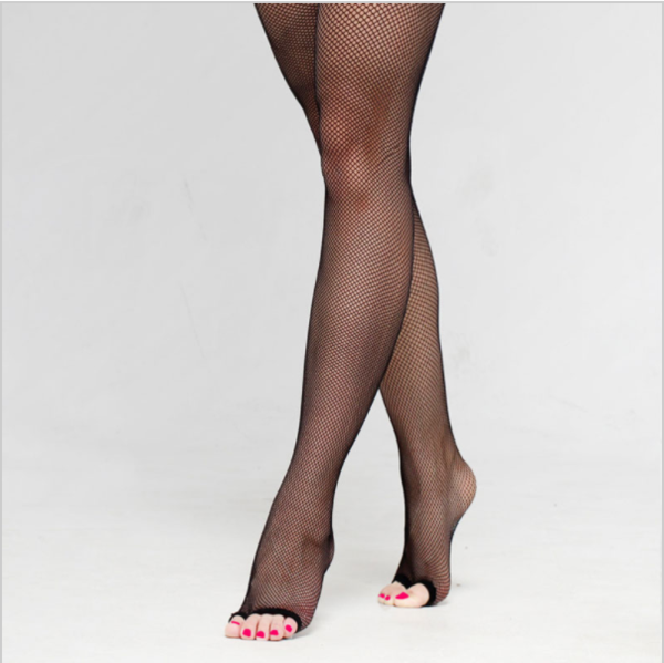 847ce5193cf Leggsbeautiful Toeless Fishnet Tights. Perfect for dancers or just where  them with your sandals.