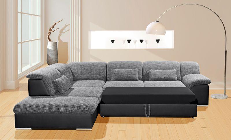Eckgarnitur Move Ecksofa Ecksofa Schlaffunktion Moderne Couch