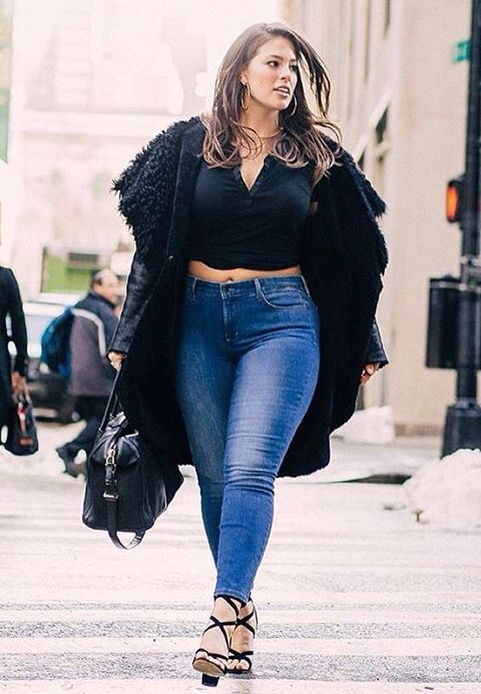 Ashley Graham Sexy Cool Beautiful In 2019 Ashley Graham