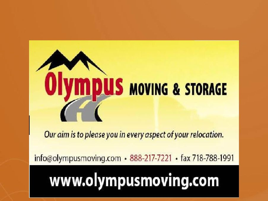 Perfect Looking For Professional Moving Companies In Brooklyn, NY? Olympus Moving  And Storage Provides High Quality Services At Competitive Prices.
