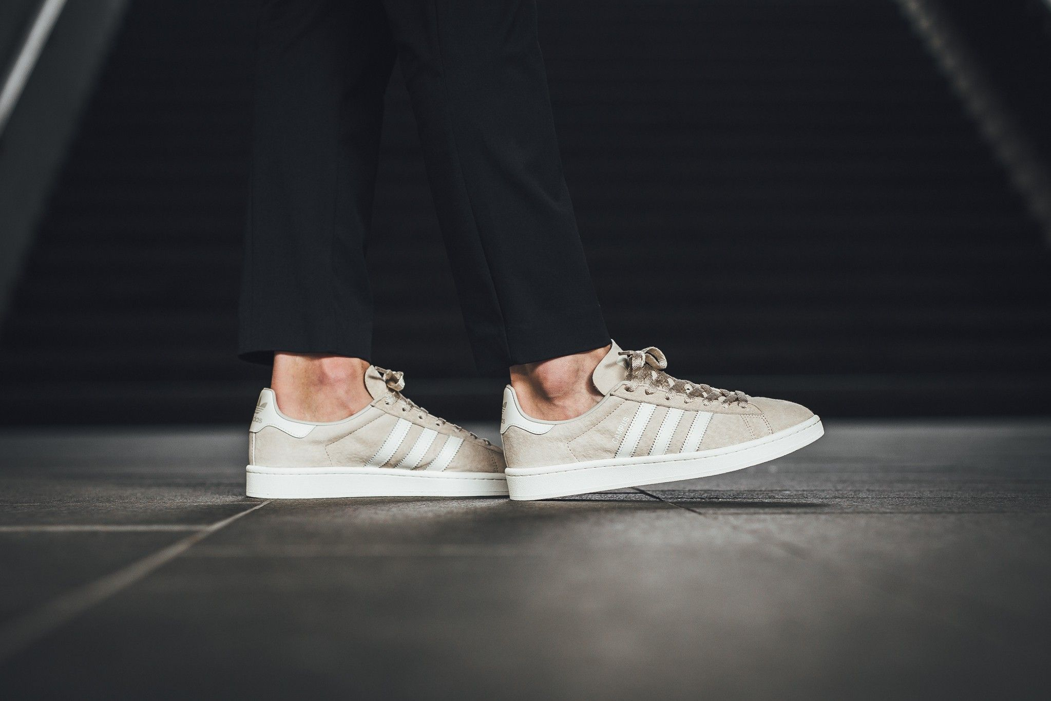 adidas Campus (Clear BrownOff WhiteChalk White) | Adidas