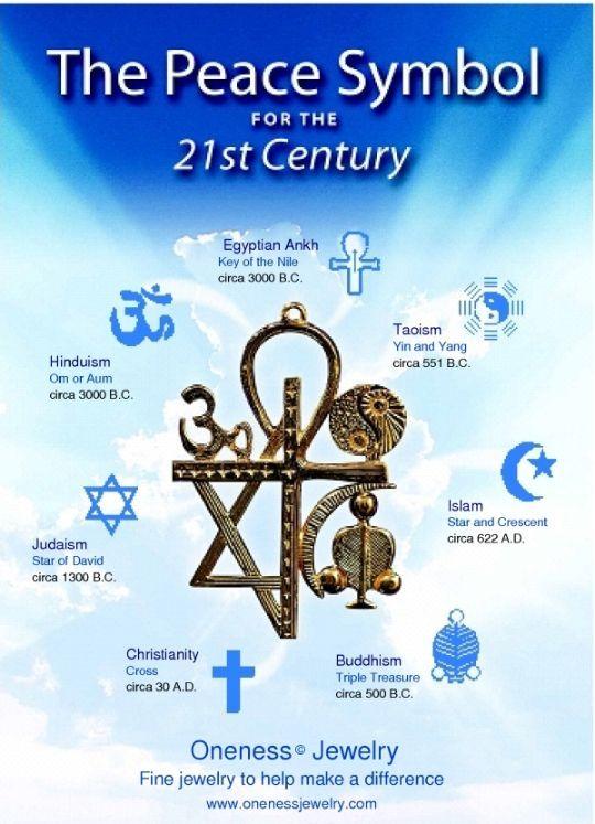 Oneness Symbol Explained Higher Education Pinterest Spiritual