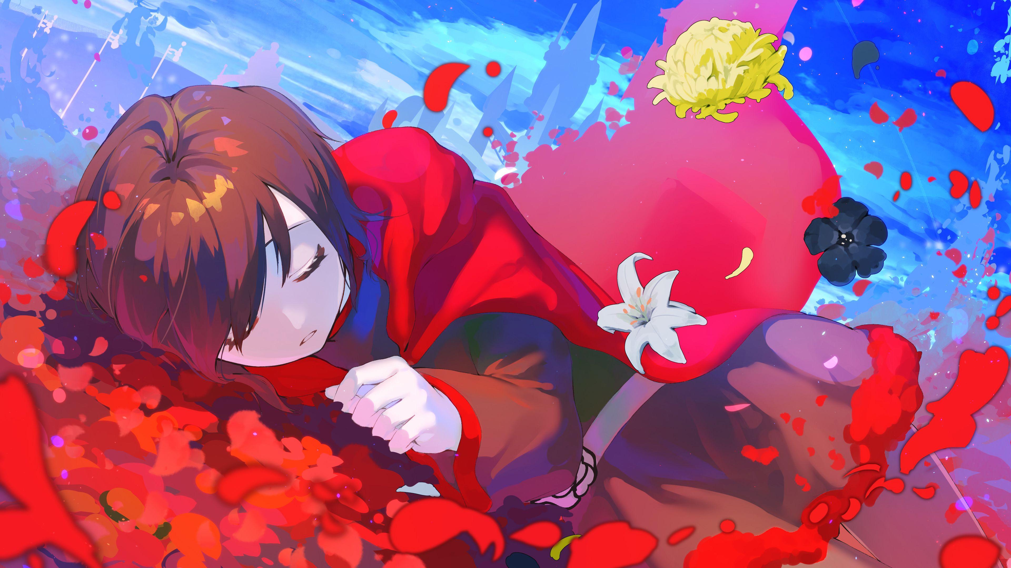 Ruby Rose Rwby 4k 25723 In 2020 Rwby Anime Rwby Rwby Wallpaper