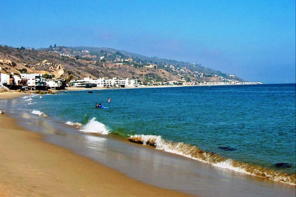 Lagoon State Park On The Beach Guide To Malibu