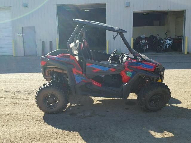Salvage 2016 Polaris Rzrs 900 Atv For Sale Bill Of Sale Title - bill of sale for land