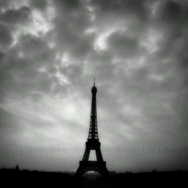 Paris Wallpaper Black And White Phone Wallpapers