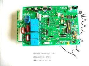 Napoleon Lynx Proline Garage Door Opener Logic Board For Model 455