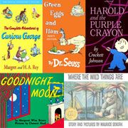 Our 10 best classic children's books for babysitting