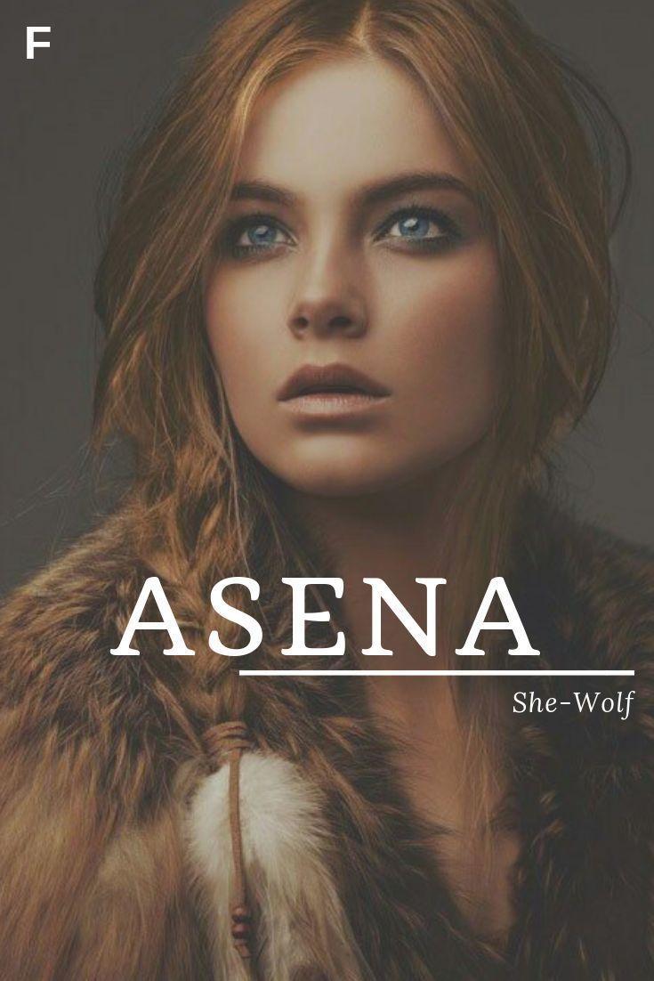 Asena Bedeutung She-Wolf türkische Namen Ein Baby-Namen Ein Baby-Namen weiblich    Baby Names #babynamesboy