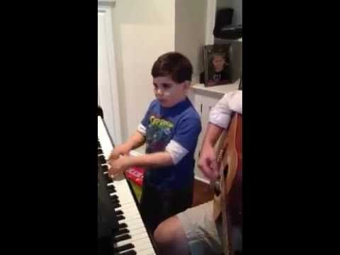 6-Year-Old With Autism Blows Us Away on the Piano (VIDEO)