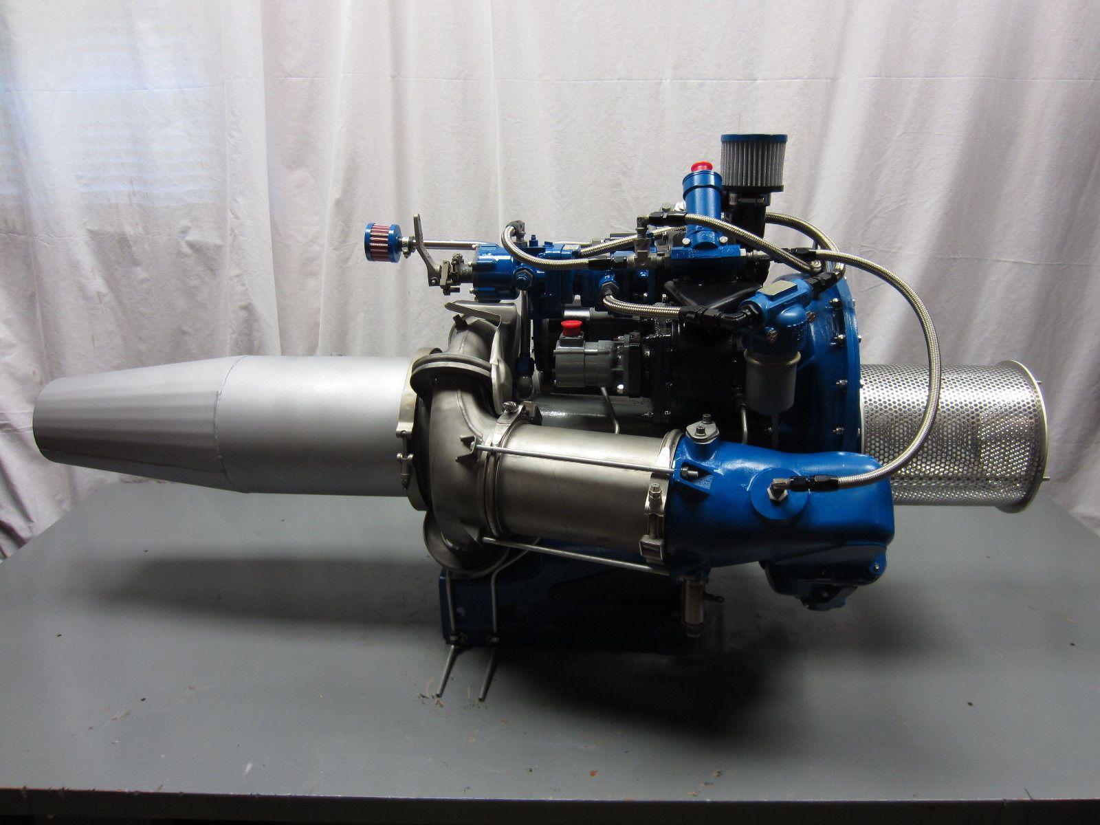 Boeing Gas Turbine Jet Engine Turbojet 502 | Boeing aircraft and