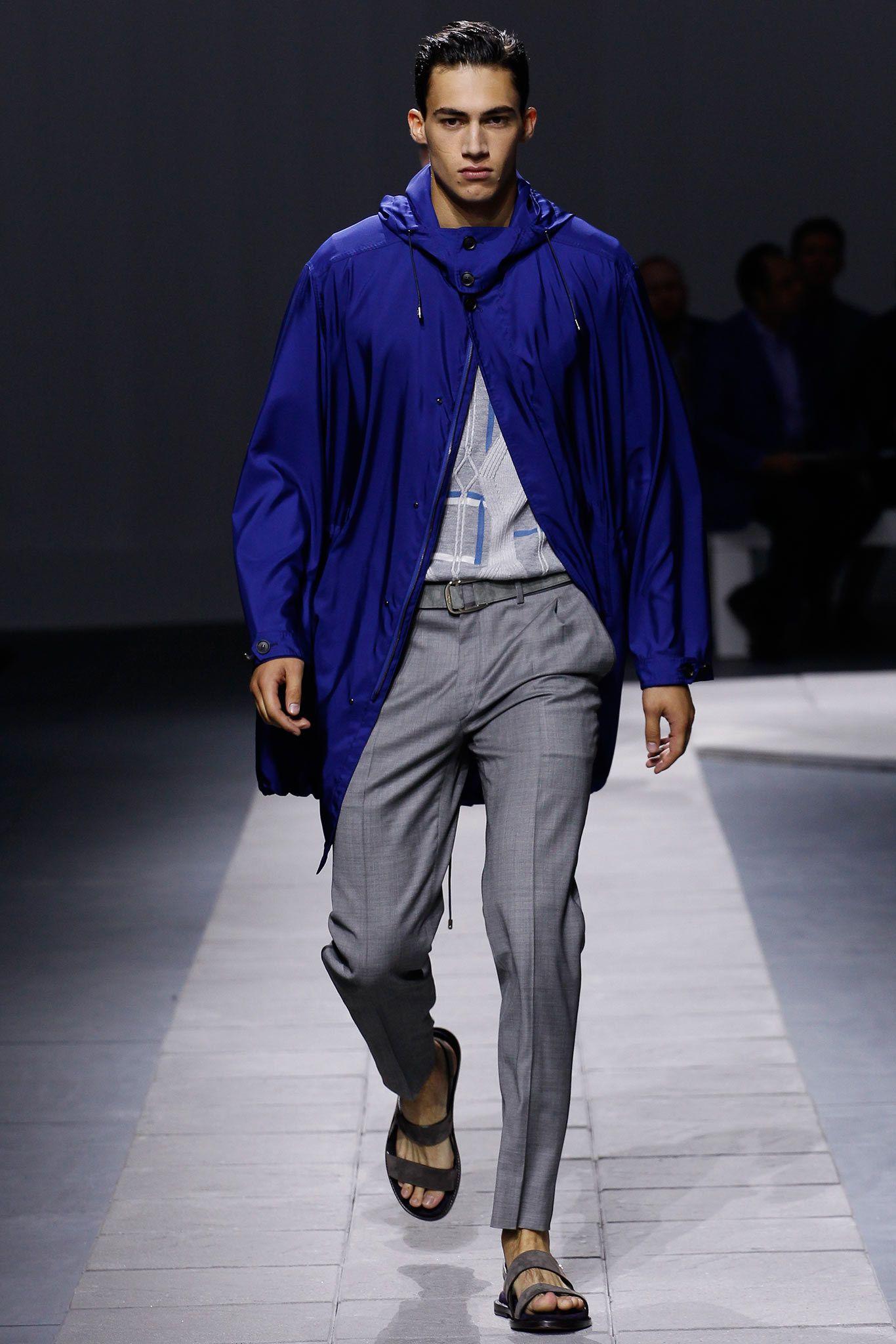 Brioni Spring 2016 Menswear Collection Photos - Vogue Sfilata Di Moda 07576b13bfb