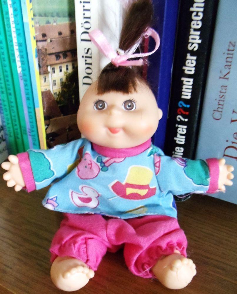 Cabbage Patch Kids Puppe von Mattel,klein,Stoffbody,1995 | Cabbage ...