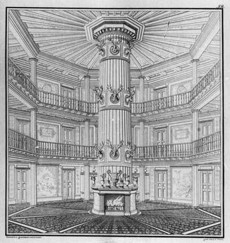 Jagdschloss Antonin 1822 24 Karl Friedrich Schinkel Arquitectura Clasica Arquitectura