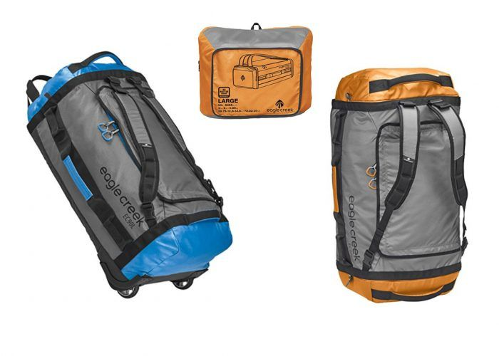 7 Hybrid Duffel Backpacks That Will Change The Way You Pack Backpack With Wheels Backpacks Travel Duffle