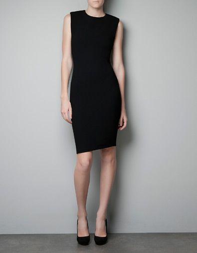 Abiye Budur Zara 2013 Yili Elbise Modelleri Siyah Kisa Elbise The Dress Elbise Modelleri