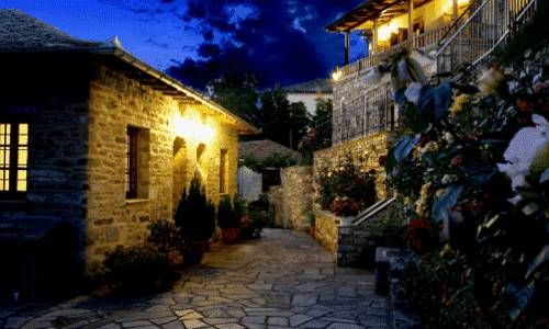 Hotel Dryades And Spa Agios Lavrentios Set In An 1860 Former Manor