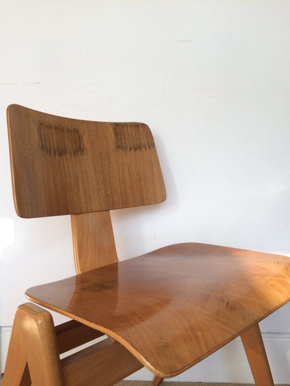 sold mid century chair robin day hillestak vintage 1950 s beech