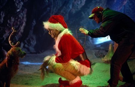 Ron Howard, Grinch and Max