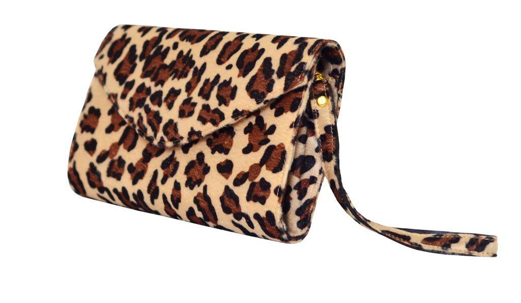 Cleoprad 1 clutch bag #handbag #clutchbag #taspesta #clutchpesta #envelope #amplop #fauxleather #kulit #leopard #suede #simple