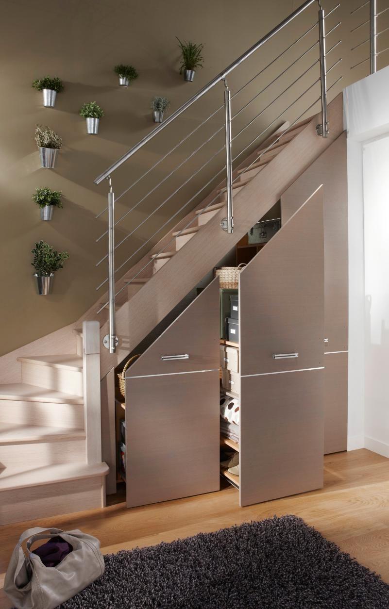 Creer Des Portes De Placard Coulissantes placard coulissant sous escalier, modèle declic http://www