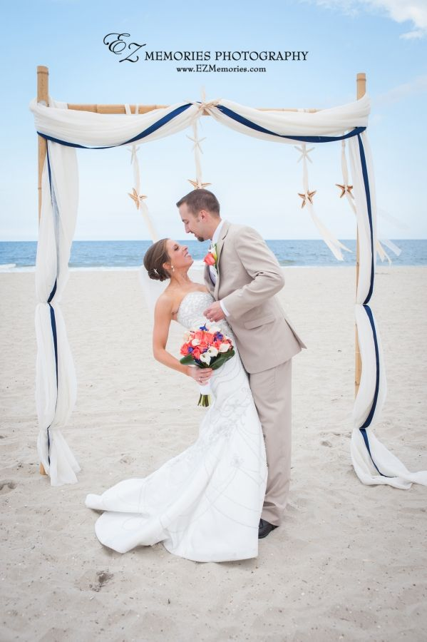 Beach Wedding Ocean City Nj Photographer Jersey S